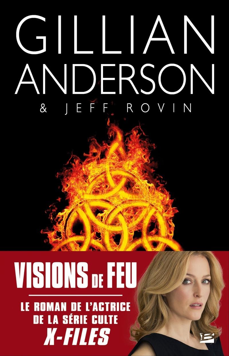 ANDERSON Gillian & ROVIN Jeff - EARTHEND - Tome 1 : Vision de feu Vision10