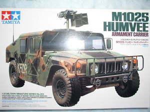 humvee M1025 tamiya _3510