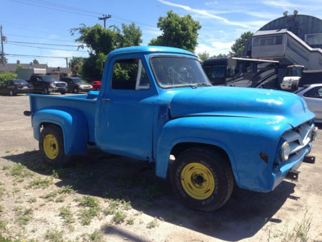 ford pick up 55 Ford110