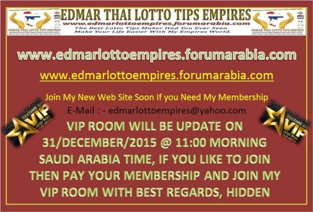 VIP ROOM WILL BE UPDATE ON 31/DECEMBER/2015 Facebo14