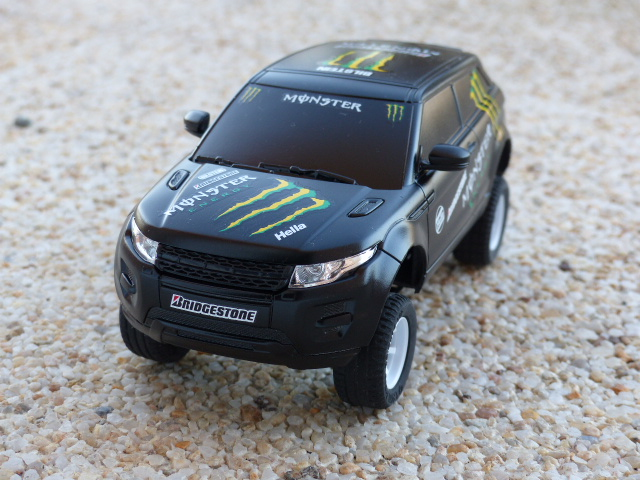 Mes bases overland Evoque10