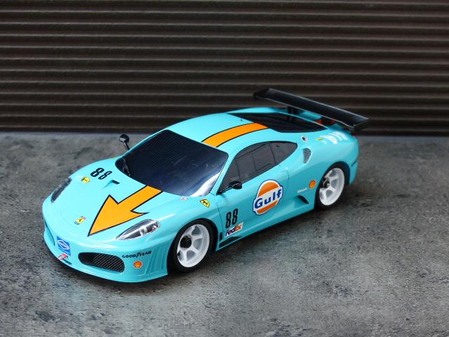 autoscale F430 GT ( terminée ) F430gt12
