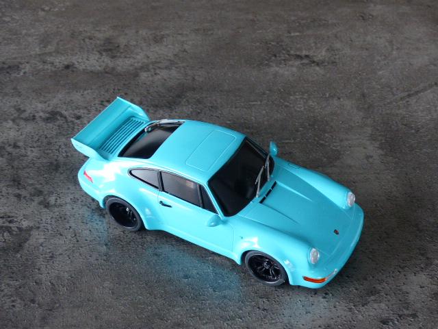 porsche 964 RSR ( terminée ) P1070220