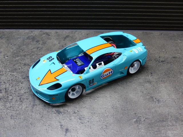autoscale F430 GT ( terminée ) P1070245