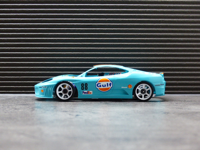 autoscale F430 GT ( terminée ) P1070247