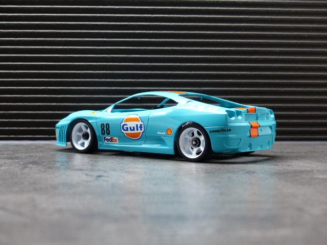 autoscale F430 GT ( terminée ) P1070248
