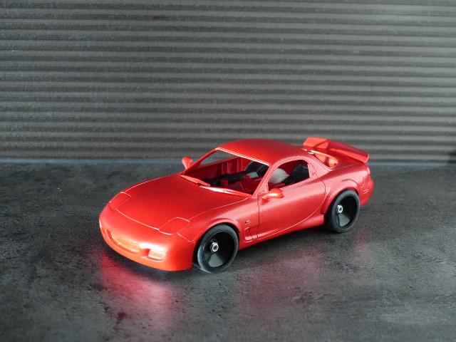 autoscale mazda RX7 FD ( terminée ) P1070253