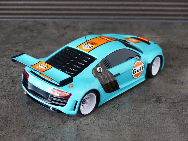 Audi R8 lms gulf P1070267