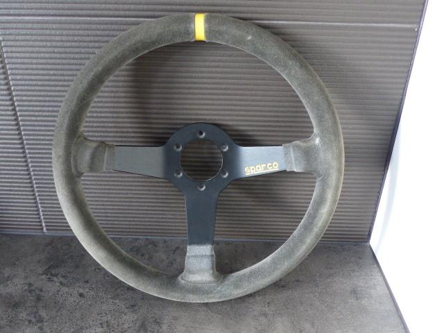 volant sparco échelle 1/1 ( vendu yoshimura ) P1070282