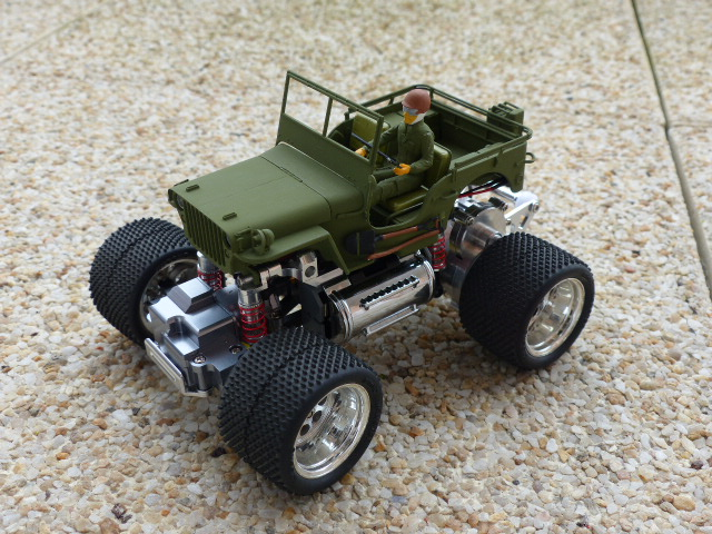 Mes bases overland Willys10