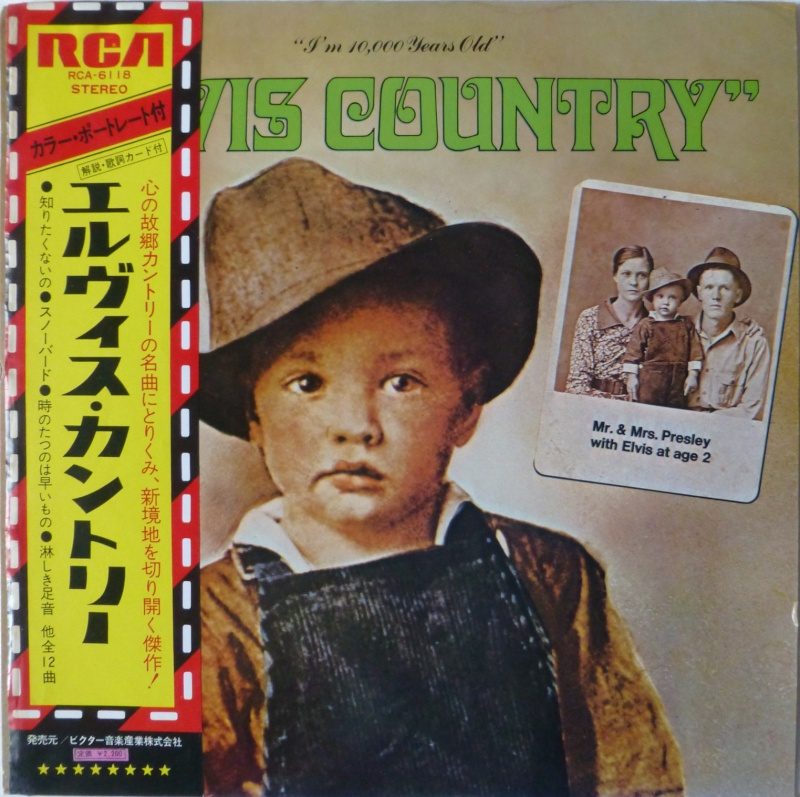 ELVIS COUNTRY 2a10