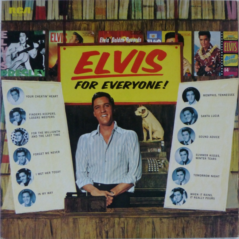 ELVIS FOR EVERYONE P1060815