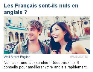 Pourquoi les Francais ont-ils mal avec l'Anglais ? Temp13