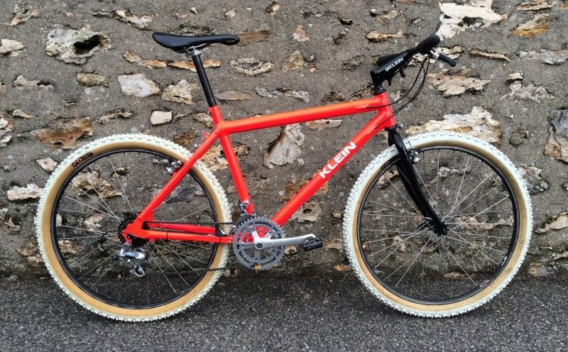 Klein Pinnacle Flare de 1991 9klein10