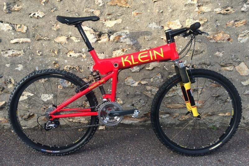 Klein Mantra Pro 1997  Fullsi10