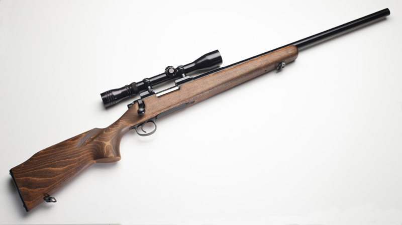M40 USMC snipe! M40-vu13