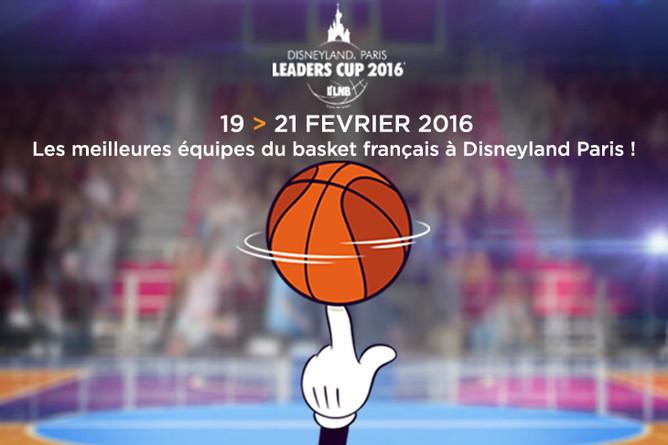 Disneyland Paris Basket Leaders Cup (du 19 au 21 février 2016) 2853910