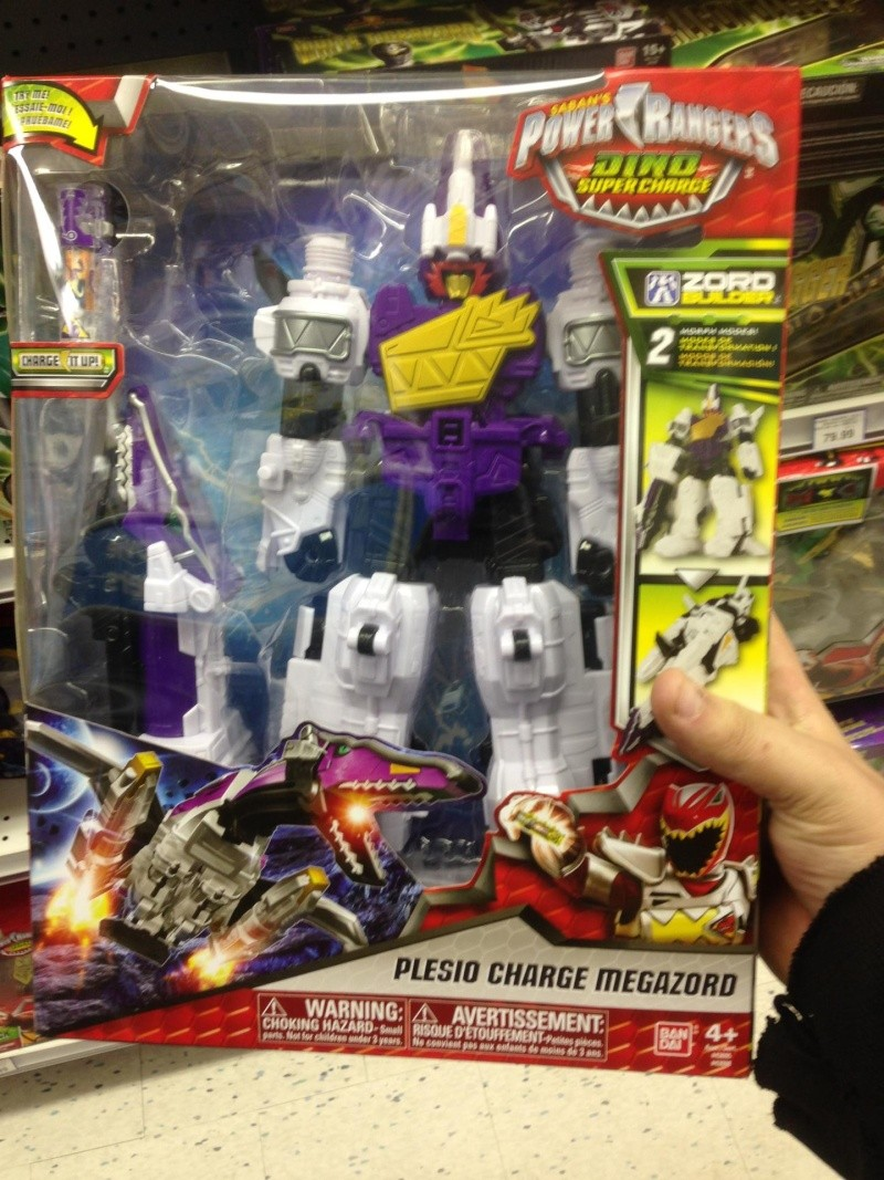 Jouets Power Rangers Dino Charge - Page 5 Plesio10