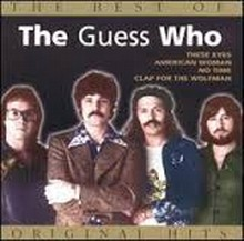 THE GUESS WHO Images32