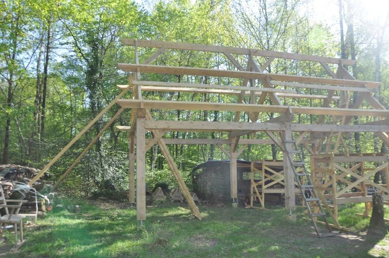 construction d'un abri en charpente - Page 12 04111