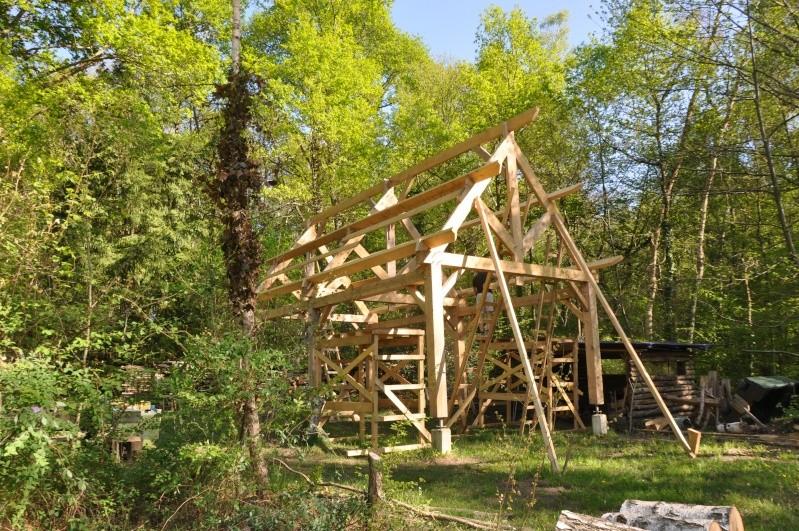 construction d'un abri en charpente - Page 12 04210