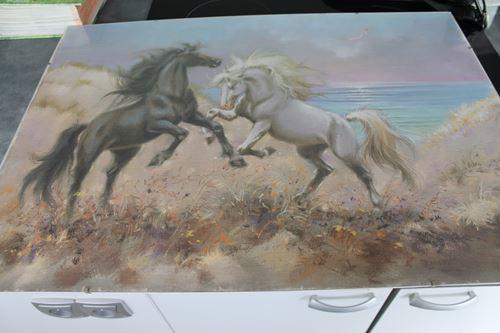 Cadres chevaux et figurines chevaux _copie14