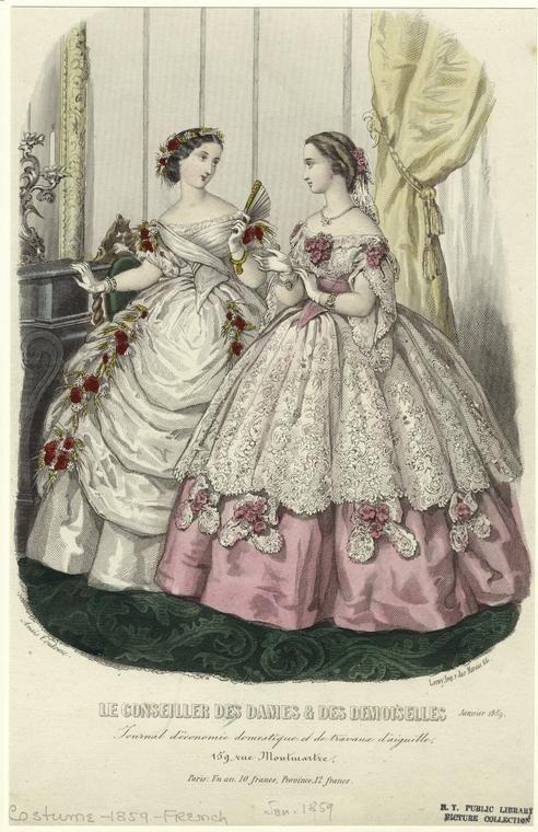 [Histo] Une histoire Eternelle : La Belle s'invite au Bal 01c26610