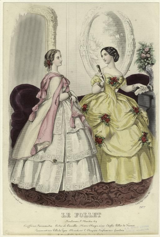 [Histo] Une histoire Eternelle : La Belle s'invite au Bal 0d672310