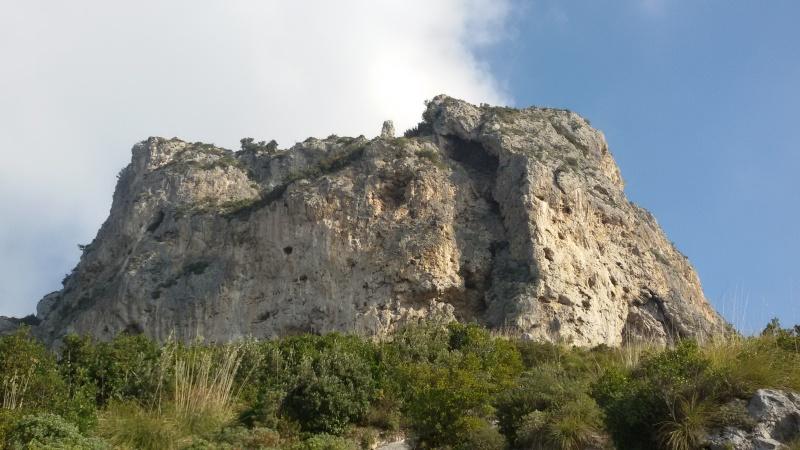 falesie della Costiera Amalfitana  20151221