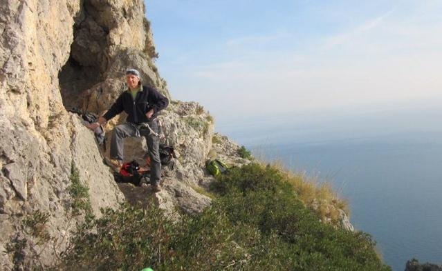 falesie della Costiera Amalfitana  Up11