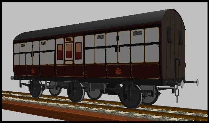 Rufuskins' Workshop LNWR Coaches Lnwr_316