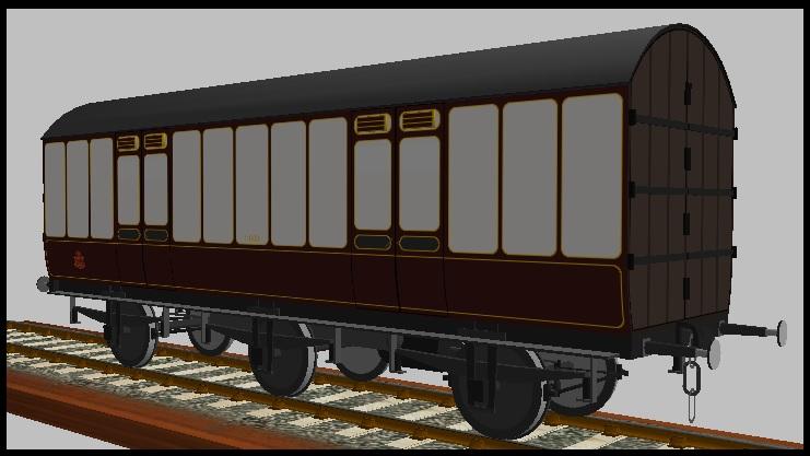 Rufuskins' Workshop LNWR Coaches Lnwr_317