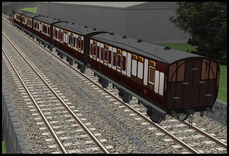 Rufuskins' Workshop LNWR Coaches Lnwr_318