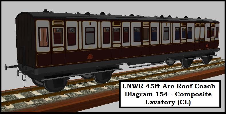 Rufuskins' Workshop LNWR Coaches - Page 2 Lnwr_411