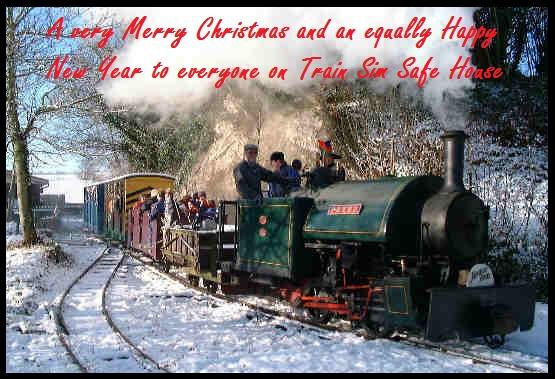 Christmas Greetings to everyone on TSSH Tssh_x10