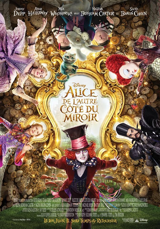 Alice de l'autre côté du Miroir 12742510