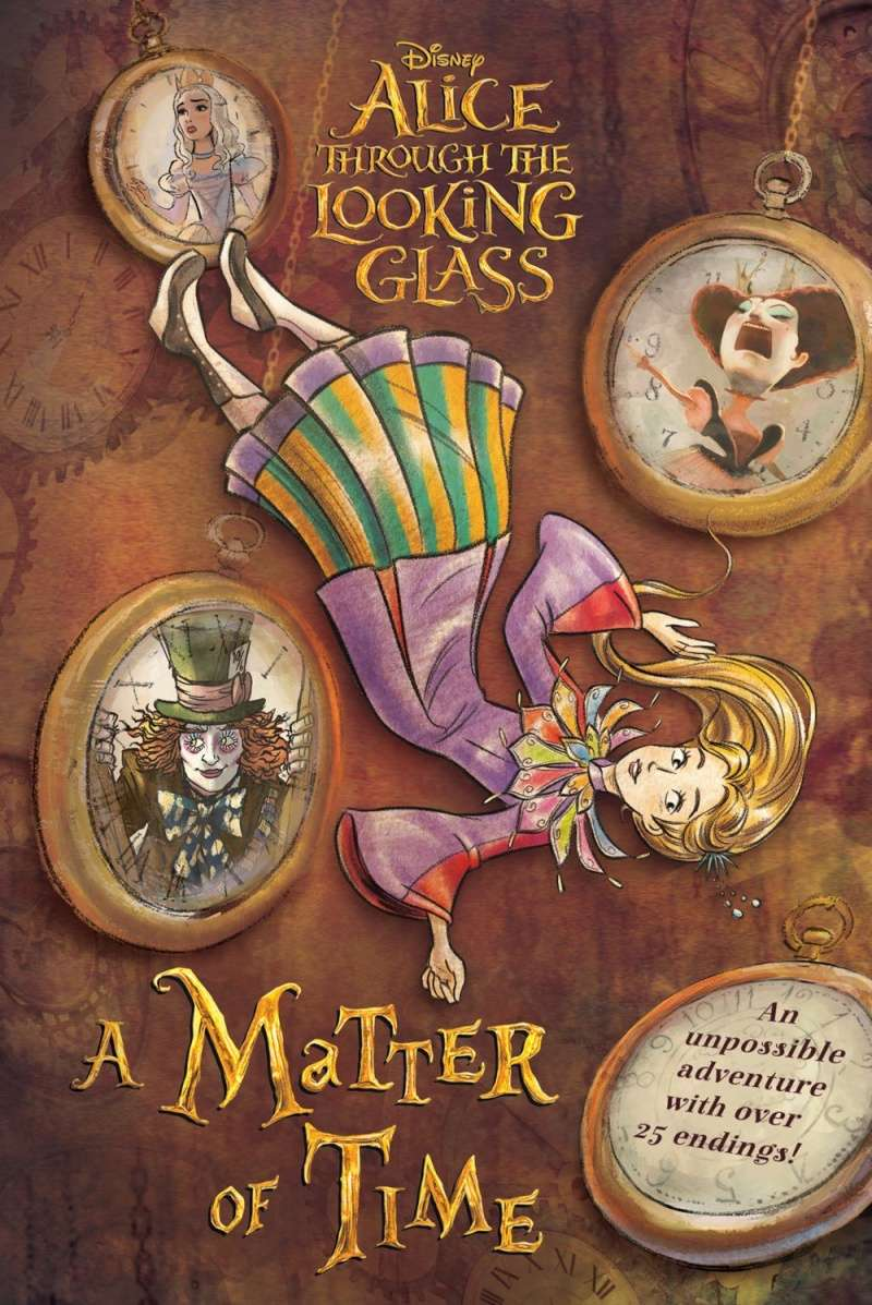Alice de l'autre côté du Miroir Amatte11