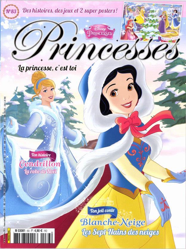 [Magazine] Disney Princesse Magazine France - Page 5 M3081_10