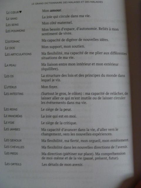 Le dictionnaire des malaises et des maladies / Jacques Martel P1070612
