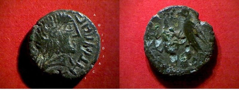 Bronze gaulois à identifier 19a10