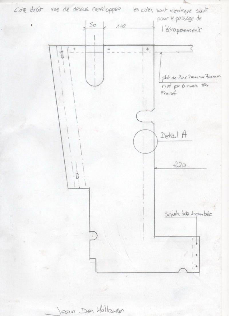 Carter de protection des cotes du moteur 32638 Numyri12