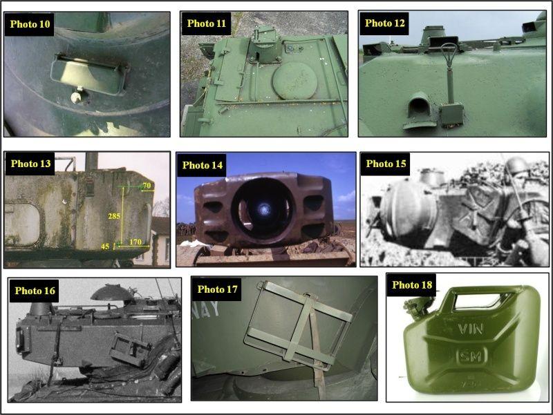 chenilles - AMX 13 Canon de 90 : autopsie de la maquette TAKOM 000_ph10