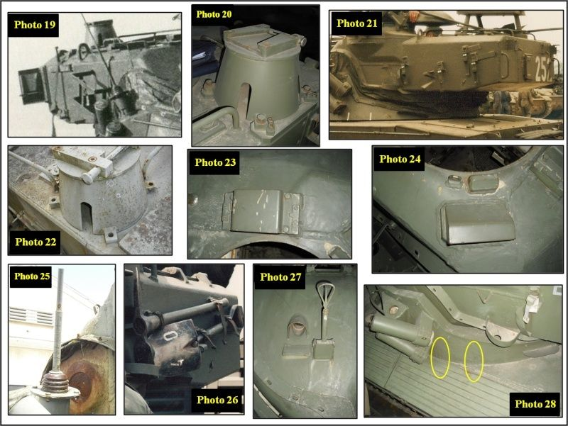 chenilles - AMX 13 Canon de 90 : autopsie de la maquette TAKOM - Page 2 000_ph11