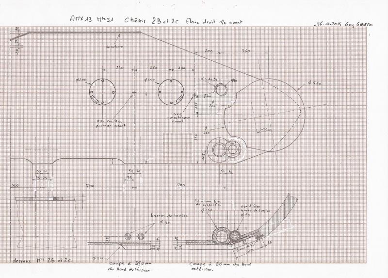 chenilles - AMX 13 Canon de 90 : autopsie de la maquette TAKOM - Page 2 Amx_1316