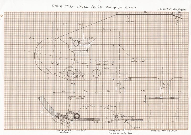 chenilles - AMX 13 Canon de 90 : autopsie de la maquette TAKOM - Page 2 Amx_1317