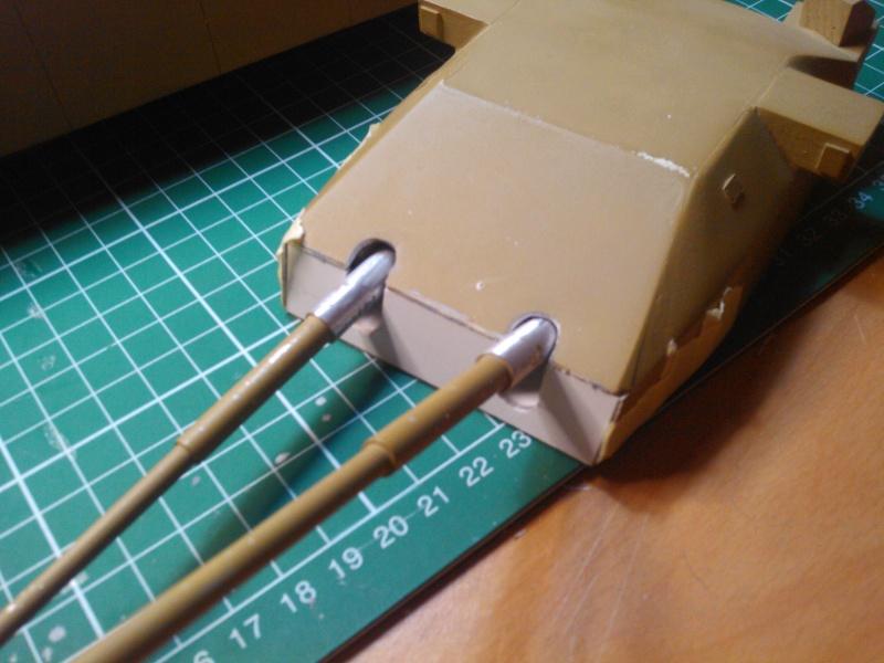 char type landcreuzer P 1000 Ratte jamais construit - Page 16 Img_2253