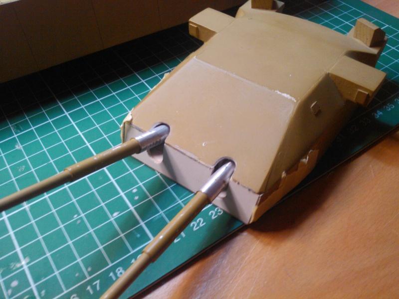 char type landcreuzer P 1000 Ratte jamais construit - Page 16 Img_2254