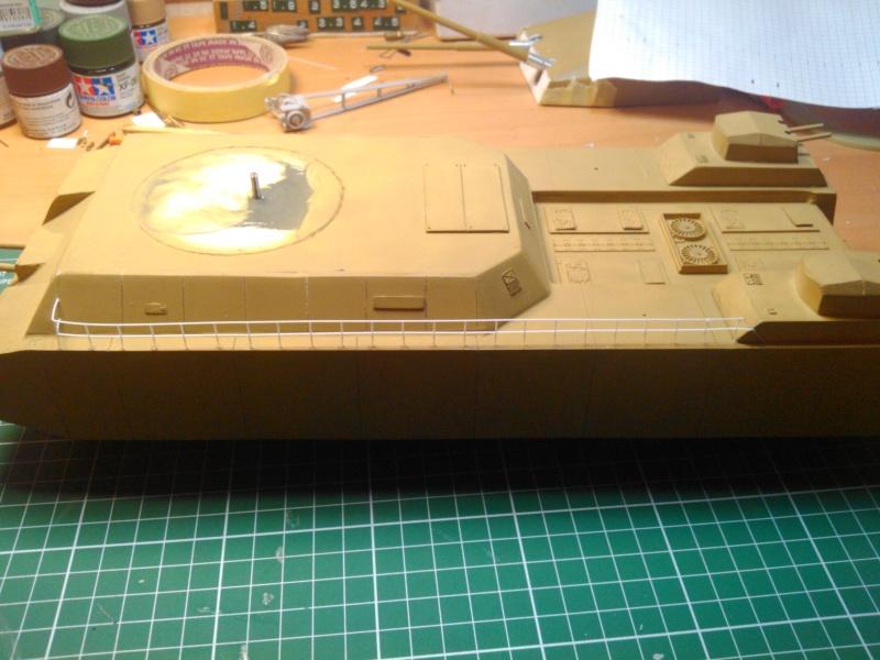char type landcreuzer P 1000 Ratte jamais construit - Page 16 Img_2255