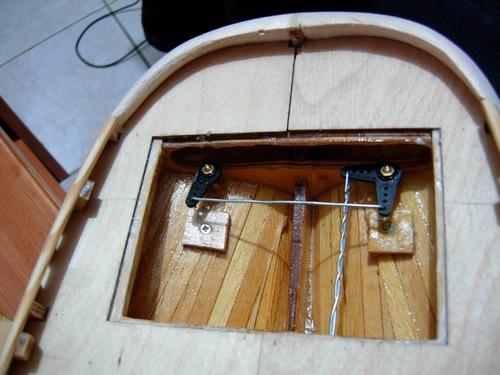 du Fairmount Alpine de Billing Boats, recherche de conseils Niyka210