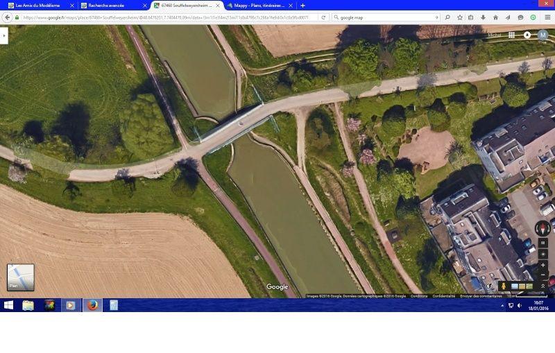 Ballade le long du canal au 1/100 ème Pont_r10